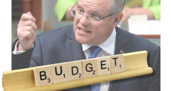 Scott Morrison - Budget 2018