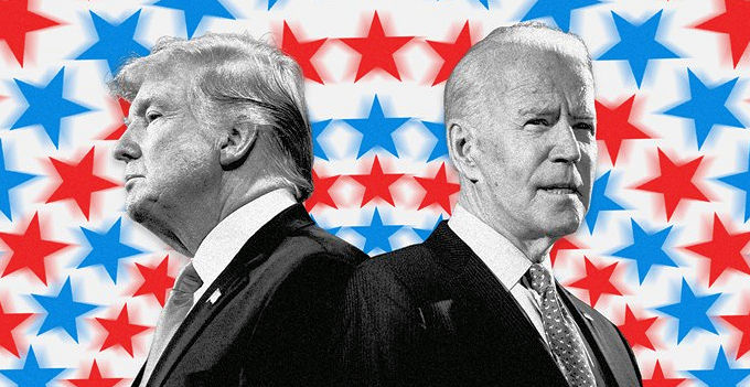 Trump vs Biden USA Election 2020
